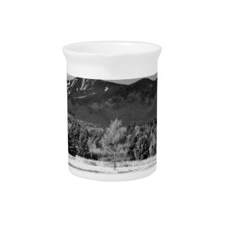 Whiteface Mountain Drink Pitchers
