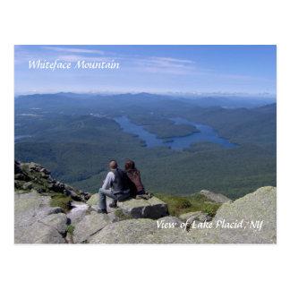 Whiteface Mountain / Lake Placid Postcard