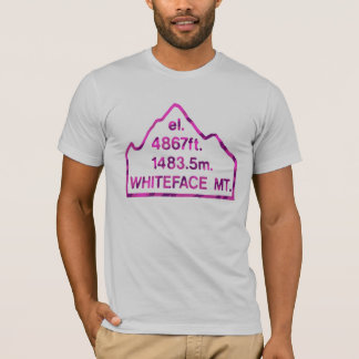 Whiteface Sign T-Shirt