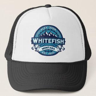 Whitefish Ice Trucker Hat