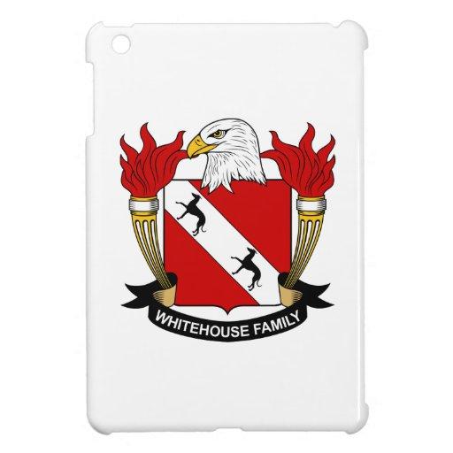 Whitehouse Family Crest Case For The iPad Mini