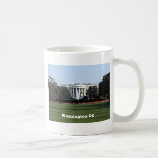 Whitehouse Basic White Mug