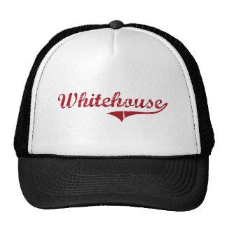 Whitehouse Ohio Classic Design Trucker Hats