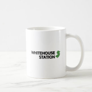 Whitehouse Station, New Jersey Mugs