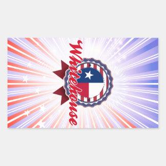 Whitehouse, TX Stickers