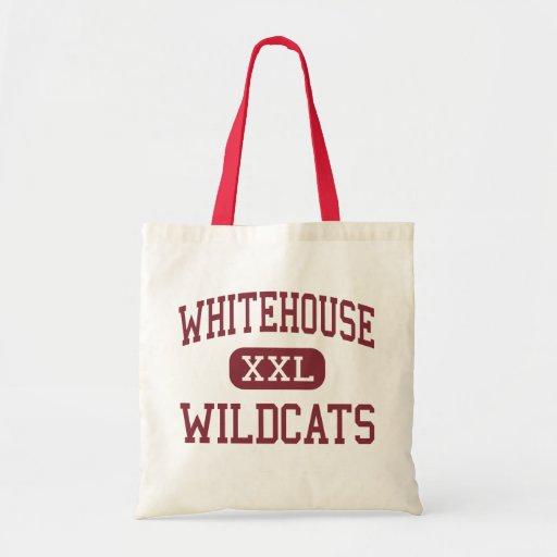 Whitehouse - Wildcats - High - Whitehouse Texas Bags