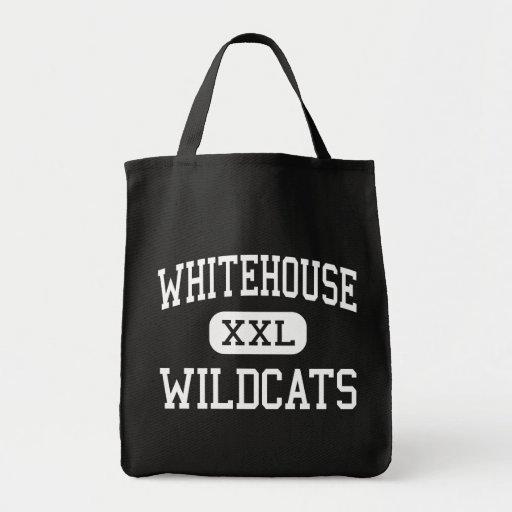 Whitehouse - Wildcats - High - Whitehouse Texas Tote Bag