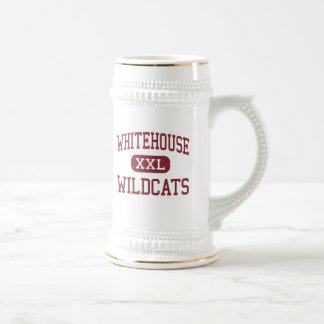 Whitehouse - Wildcats - High - Whitehouse Texas Coffee Mugs