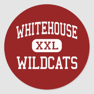 Whitehouse - Wildcats - High - Whitehouse Texas Stickers