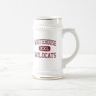 Whitehouse - Wildcats - Junior - Whitehouse Texas Beer Steins