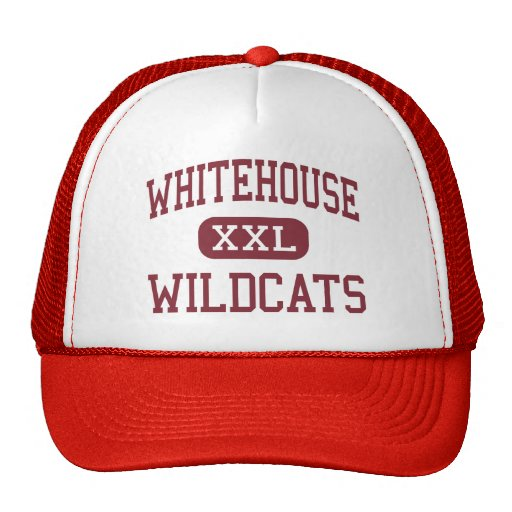 Whitehouse - Wildcats - Junior - Whitehouse Texas Trucker Hat