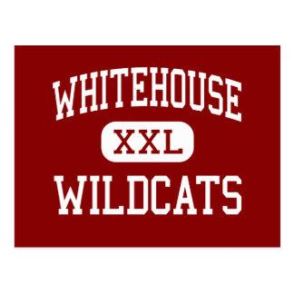 Whitehouse - Wildcats - Junior - Whitehouse Texas Postcard
