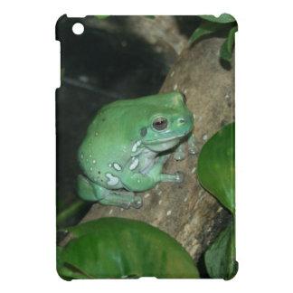 White's Tree Frog, Dumpy Frog iPad Mini Case