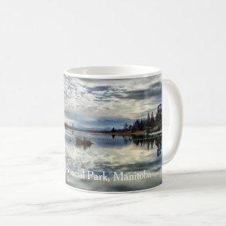 Whiteshell Autumn Reflection Coffee Mug