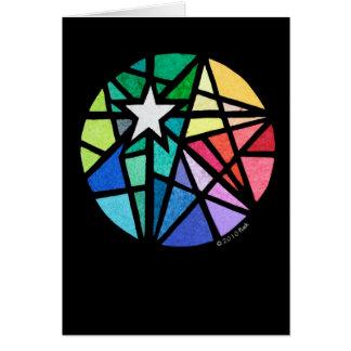 whitestar black card