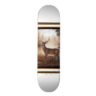 Whitetail Buck Skateboard