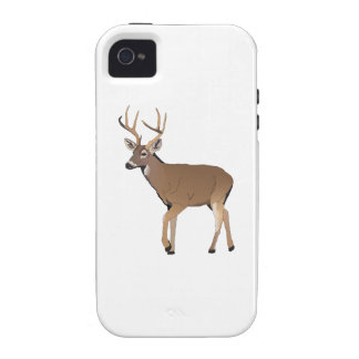 WHITETAIL DEER iPhone 4 CASES