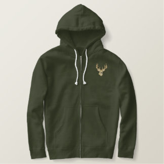 Whitetail Deer Hoodies