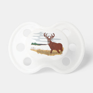 Whitetail Deer Scene Dummy