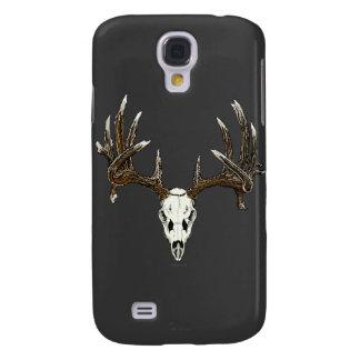 Whitetail deer skull 1 samsung galaxy s4 case
