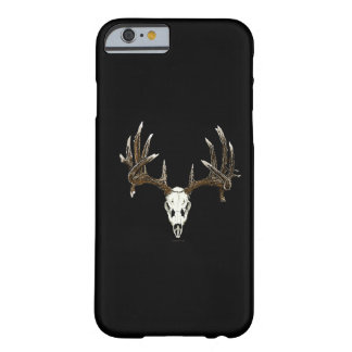 Whitetail deer skull barely there iPhone 6 case