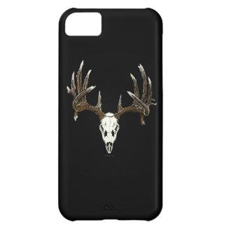 Whitetail deer skull iPhone 5C case