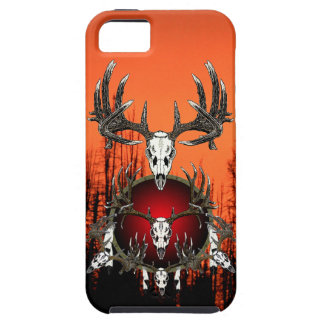 Whitetail deer skull iPhone 5 cover