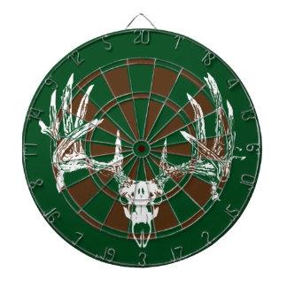 Whitetail deer skull wg dartboards