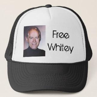 whitey bulger free him trucker hat