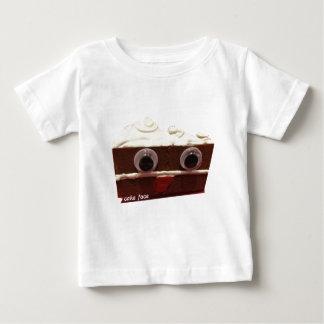 whitey chocolate cake face with logo baby T-Shirt