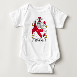 Whitfield Family Crest Baby Bodysuit