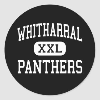 Whitharral - Panthers - High - Whitharral Texas Sticker