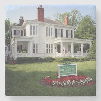 Whitlock Inn, Marietta, Ga. Marble Stone Coaster. Stone Coaster