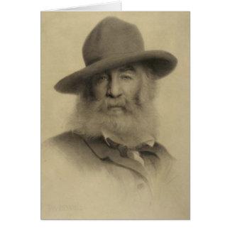 Whitman ❝Keep Your Face Always Towards Sunshine❞ Card