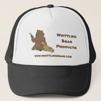 Whittling Bear Products Hat