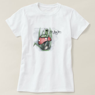 Who Are You - Tshirt