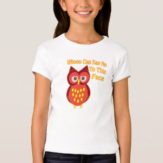 Who Can Say No To This Face T-Shirt