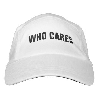 Who Cares Hat