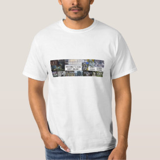 Who Dares To Cache Sleepy Hollow Cemetery? T-Shirt