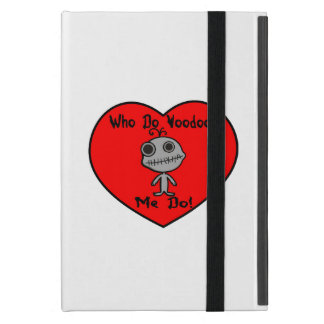 Who Do Voodoo Doll iPad Mini Cases