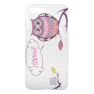 Who Gives A Hoot Phone Case