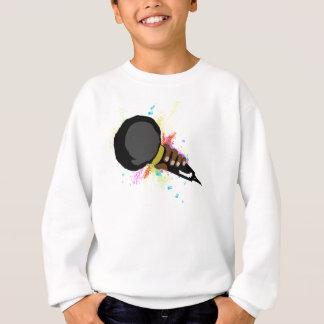 Who GOT ThA MiC Clothing Sweatshirt