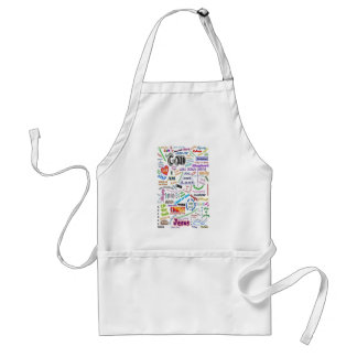 Who He Is Names of God Aprons