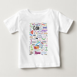 Who He Is...Names of God Tee Shirts