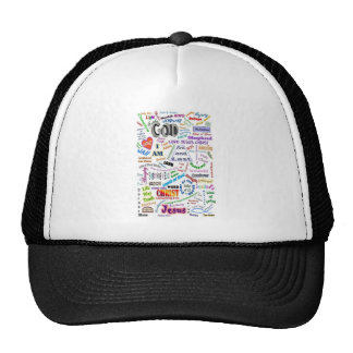 Who He Is...Names of God Trucker Hats