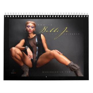 Who Is Bobbi Jo 2010 Calendar