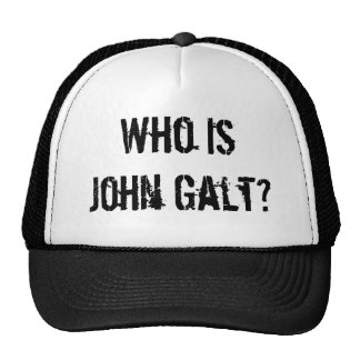 who is john galt? hat