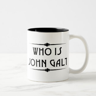 Who Is John Galt Mug