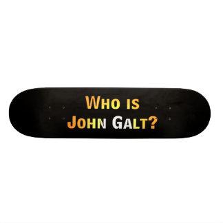Who is John Galt Skateboard