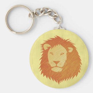 Who is the Boss Basic Round Button Key Ring